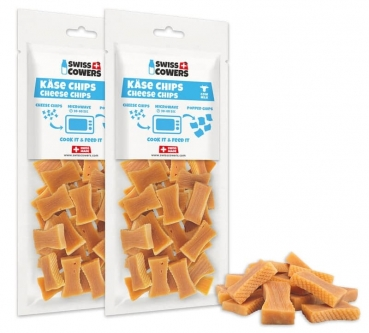 Swisscowers Käse Chips 100g