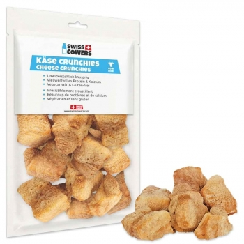 Swisscowers Käse Crunchies SMALL DOG 80g
