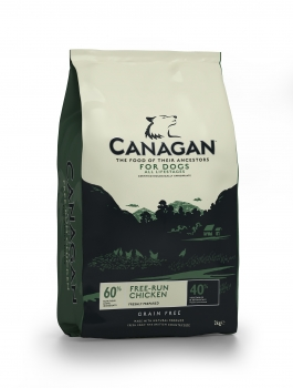Canagan Free Run Chicken 12kg