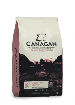 Canagan Naturwild 2kg Small Breed