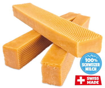 Swisscowers Käse Barren SMALL DOG 100g