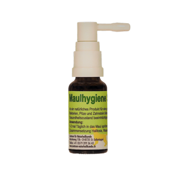 Maulhygiene Spray 20ml