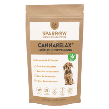 Sparrow PetCBD CannaRelax 100g