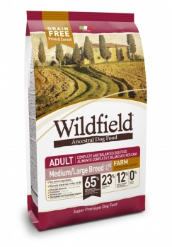 Wildfield Adult Farm Medium/Large Breed 12kg