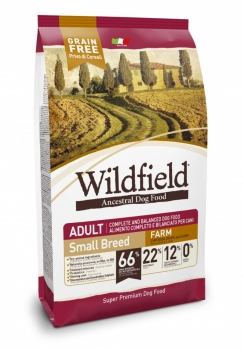 Wildfield Adult Farm Small Breed 2kg