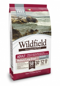 Wildfield Adult Ocean Medium/Large Breed 12kg