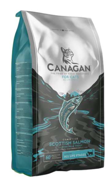 Canagan for Cats Scottish Salmon 375g