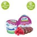 Frozen Joghurt Winteredition Hirsch mit Himbeere